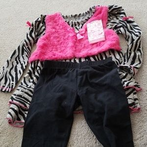 Girls 6x 2 peice  outfit
